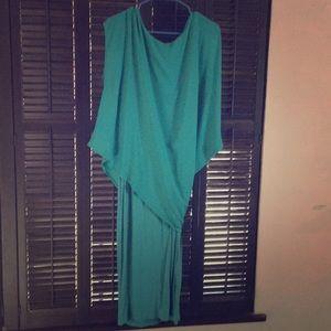 ASOS A line maternity dress